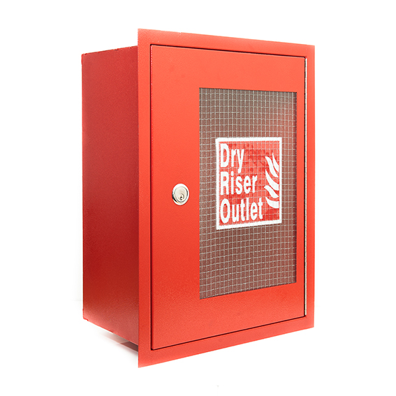 Dry Riser Vertical Outlet Full Cabinet