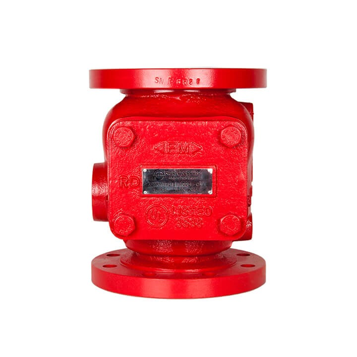 Model C Alarm Valve (Flanged)