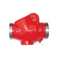 304 Swing Check Valve (Grooved)