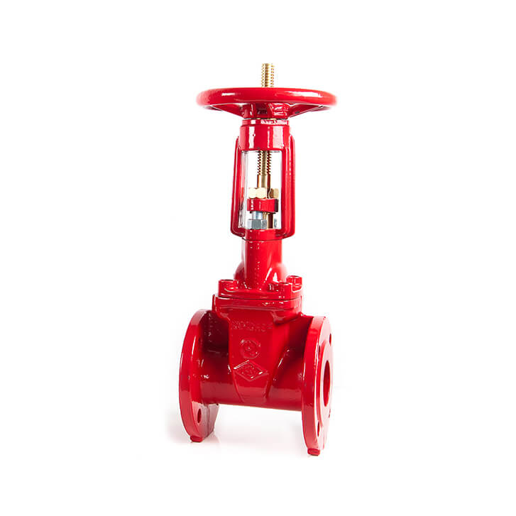 103FF OS&Y Resilient Wedge Gate Valve