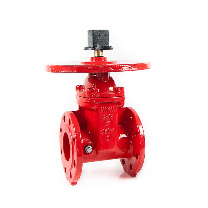 104FF NRS Resilient Wedge Gate Valve