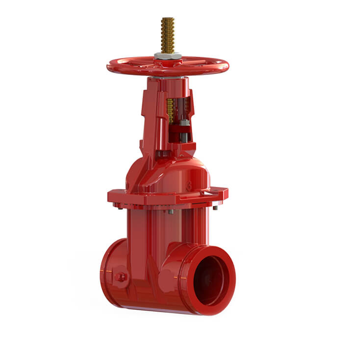 103GG OS&Y Resilient Wedge Gate Valve