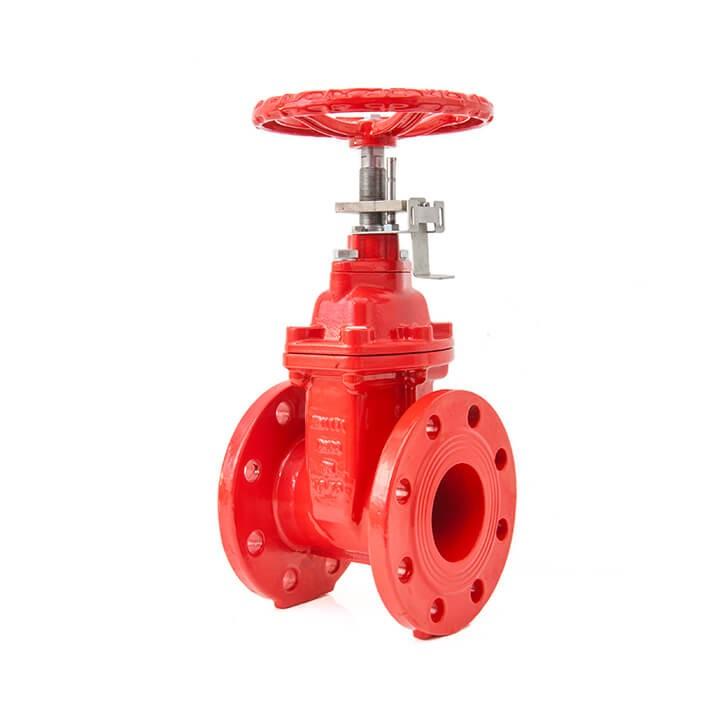 117FF NRS Gate Valve F4 series (Flanged)