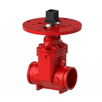 114GG NRS PIV Gate Valve (Grooved)