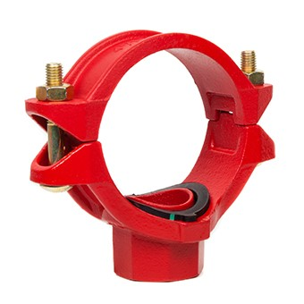 3J Mechanical Tee Threaded Outlet