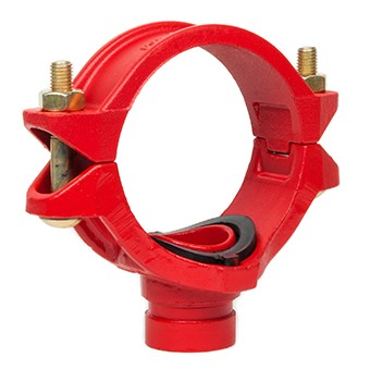 3G Mechanical Tee Grooved Outlet