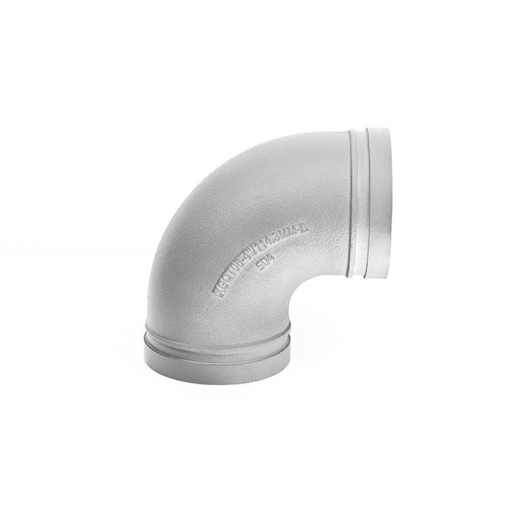 DRG002 Grooved Elbow
