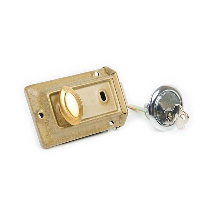DRP007 Replacement Lock & Key for all cabinets