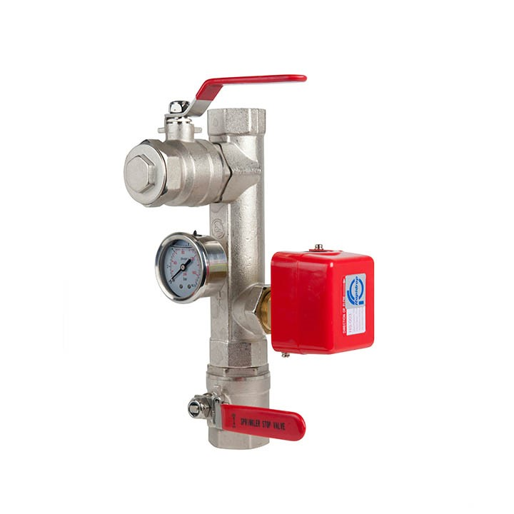Single Port Residential Valve Set