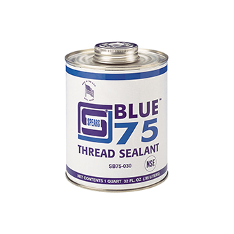 Blue 75 Jointing Compound Thread Sealant