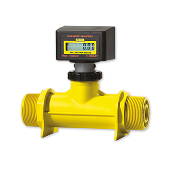 F-1000 Flow Meter and Totaliser
