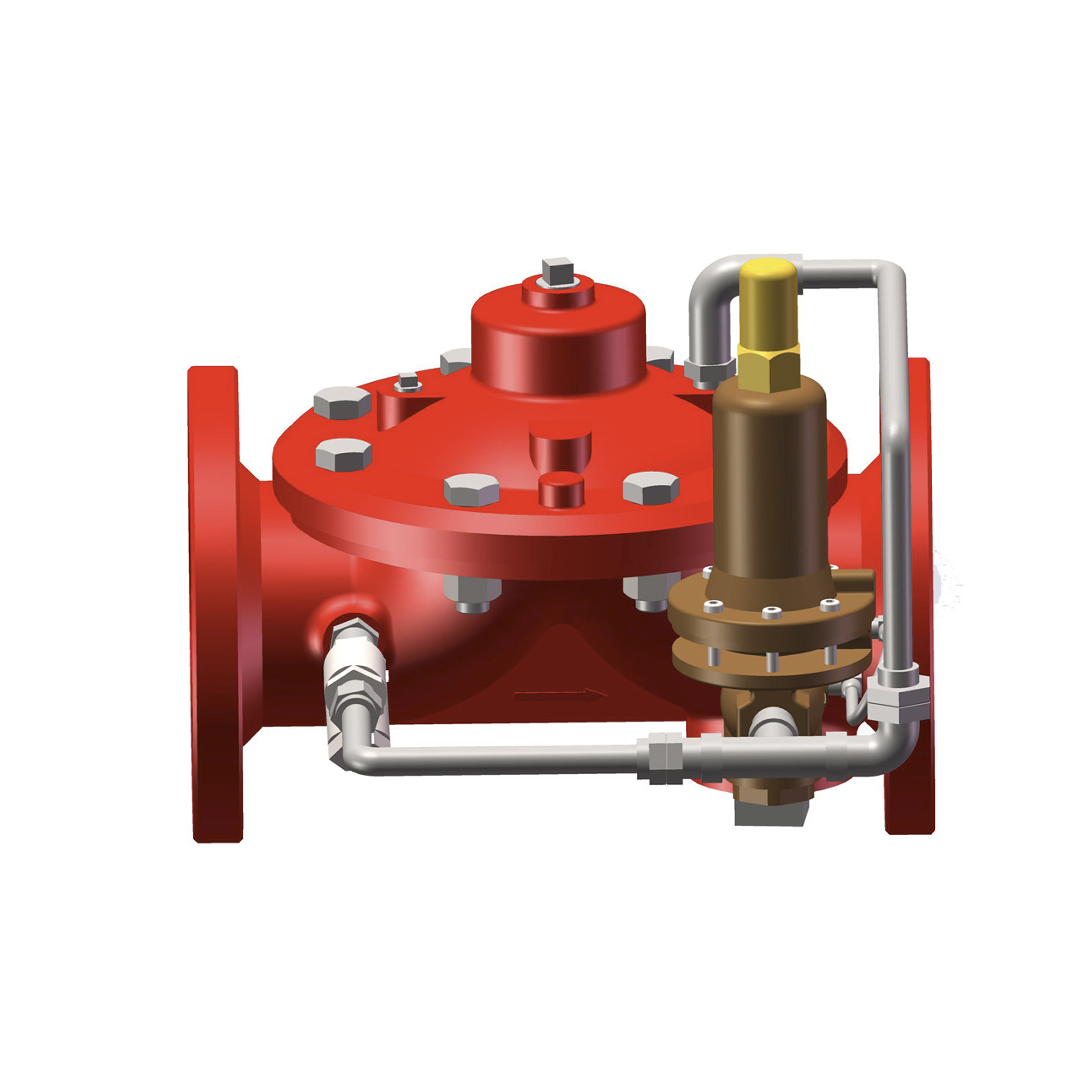 Pressure Reducing Valve Fig.505